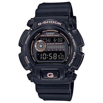 Relógio Casio G-Shock Masculino Digital Preto DW-9052GBX-1A4DR