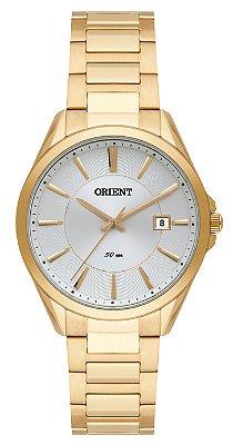 Relógio Orient Feminino Slim FGSSS005-S1KX - Perolashop 14e392792c