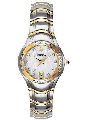 Relógio Bulova Feminino Ladie´s WB28868S Analógico