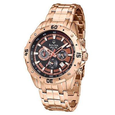Relógio Bulova Masculino Cronógrafo WB31738U