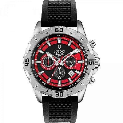 Relógio Bulova Masculino Marine Star WB31738V Analógico