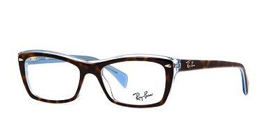 e9bfa2f6e Armação Óculos Ray Ban RB5255 5023