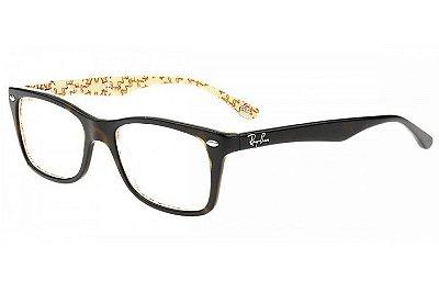Armação óculos de Grau Ray Ban 5228 5057