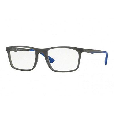 29e40fbcb Armação Óculos de Grau Ray Ban EA3136/5697/53 - Perolashop
