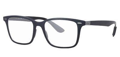 b8f62e38e Armação óculos de Grau Ray Ban 7144 5204