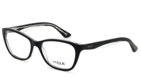 646234f8c Armação Óculos de Grau Ray Ban Vogue 2961W827/53
