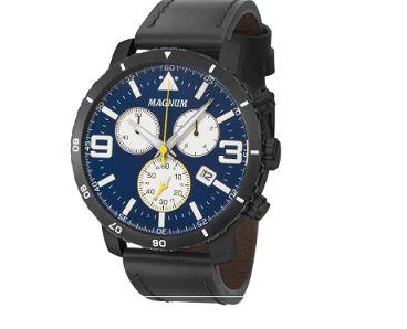 Relógio Masculino Magnum Analógico MA34932A Quartz