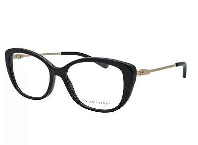 Armação Óculos Grau Ralph Lauren Feminino Original Rl6174 5001 911bccfcb2