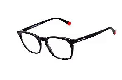35ee5dfa1 Armação Óculos de Grau Emporio Armani Ea 3118