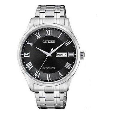 Relógio Masculino Citizen Prata Preto TZ20797T