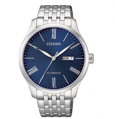 Relógio Citizen Masculino Luxo TZ20804F Automático Prata