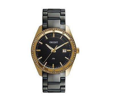 Relógio Orient Masculino Eternal Cerâmica FTSK1001 P1PX