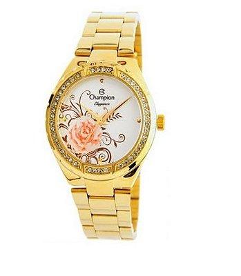 Relógio Champion Feminino Elegance Analógico CN25476H