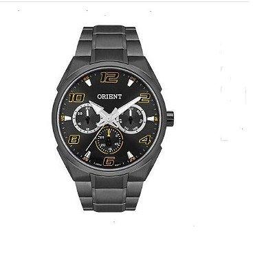 Relógio Orient Masculino Grafite Myssm001 P2gx