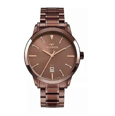 Relógio Technos Feminino Ref:2115MUW/4M