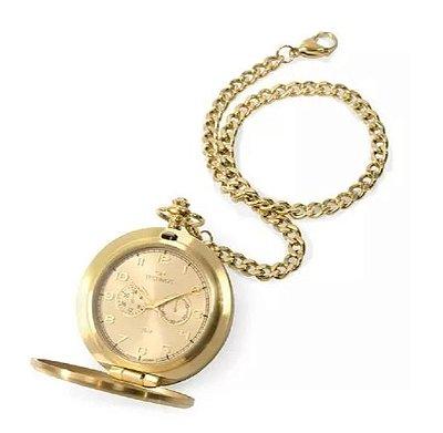 Relógio Technos De Bolso Masculino REF:VD77AC/4X