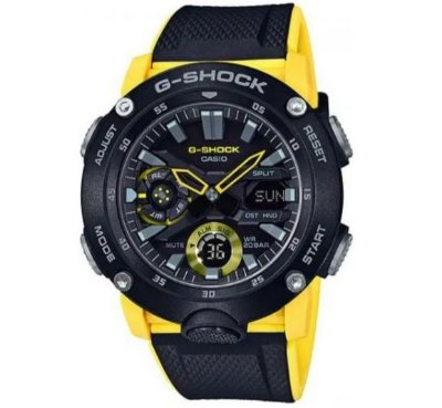 Relógio Casio - G-shock - Ga-2000-1A9DR