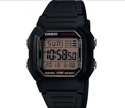 Relógio CASIO Masculino Standard W-800HG-9AVDF