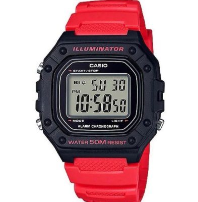 Relógio Casio Masculino W-218H-4BVDF