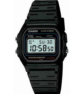 Relógio Digital W-59-1VQ Masculino Casio