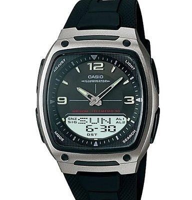 Relógio Masculino Casio Analógico/Digital  AW-81-1A1VDF