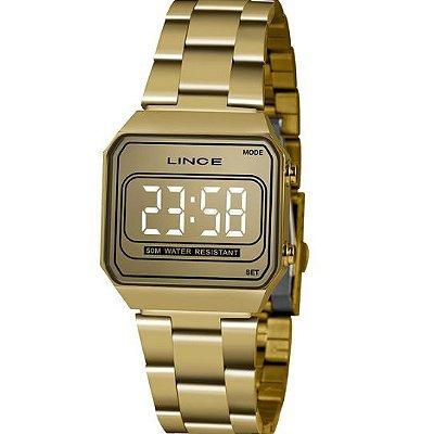 Relógio Lince Digital Feminino MDG4644L CXKX