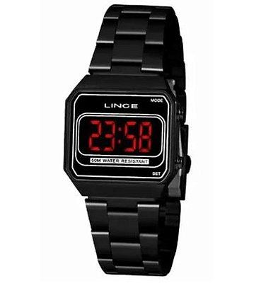 Relógio Lince Digital Feminio MDN4645L PXPX