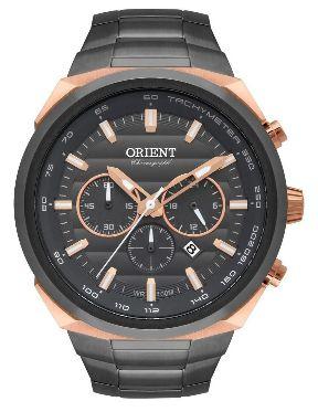 Relógio Orient Masculino MTSSC024 G1GX
