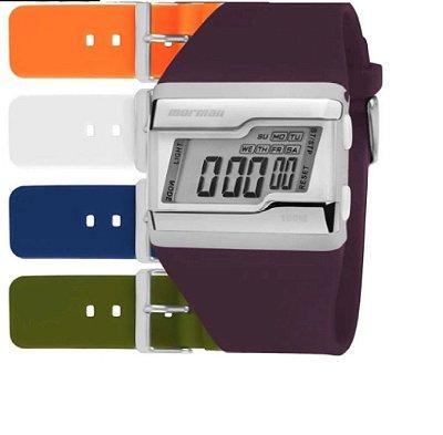 Kit Relógio Masculino Mormaii FZCAB/T8B...