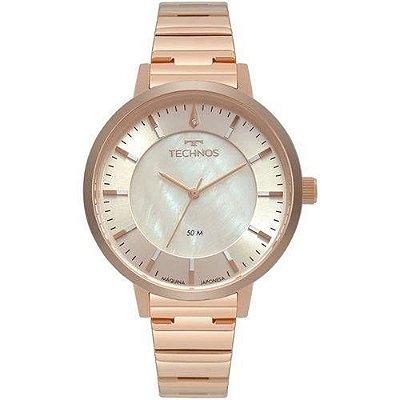 Relógio Technos Trend Feminino Rosé 2033CR/4B