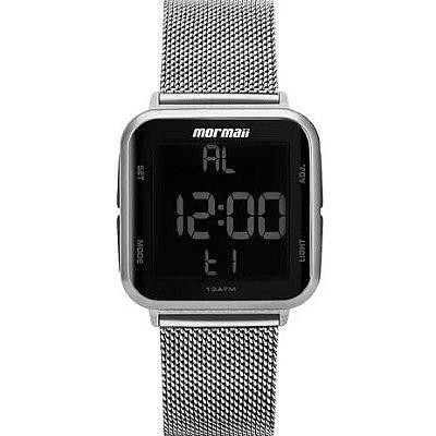 Relógio Unissex Mormaii Digital MO6600AK/7K