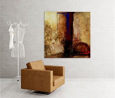 Quadro Decorativo Tela La Furia Flamenca 100 x 80 cm