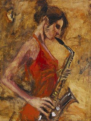 Gravura Fine Art Magnificent 50 x 40 cm