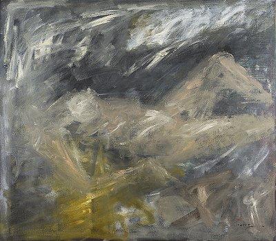 Obra Original Pintura sobre Tela, Shali, Óleo, 140 x 160 cm