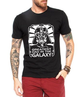 Camiseta Star Wars Darth Vader Greatest