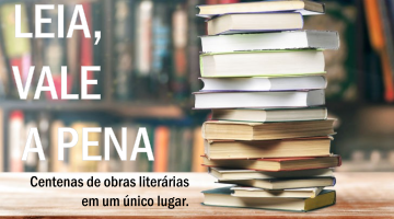 Banner livros