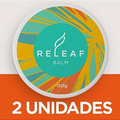 2 UNIDADES DO CREME PARA DOR MUSCULAR - Releaf Balm . 150g / cada