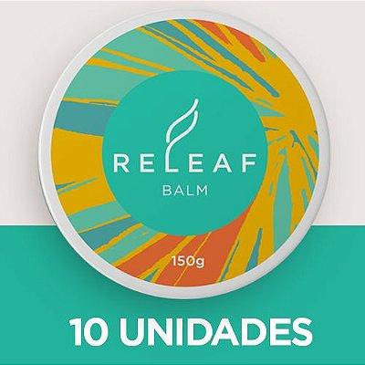 10 UNIDADES DO CREME PARA DOR MUSCULAR - Releaf Balm . 150g / cada