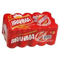 BRAHMA lata 269ml (caixa c/15)