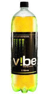 Energético VIBE pet 2L