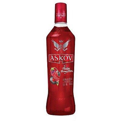 ASKOV Frutas Vermelhas garrafa 1L