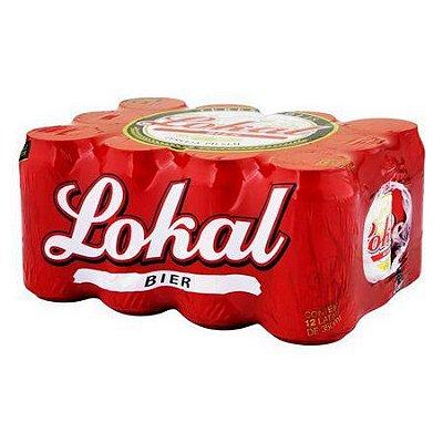 LOKAL lata 350ml (caixa c/12)