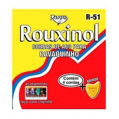Encordoamento Cavaco .011 Rouxinol R-51 com Chenille
