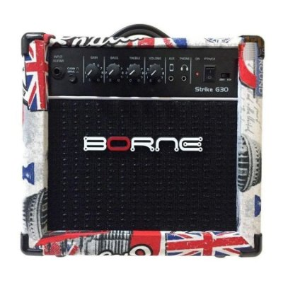 Amplificador Guitarra Borne Strike G30 London 15W