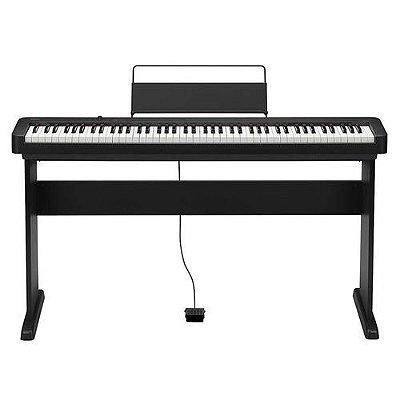 Suporte Piano Digital Casio CS-46PC2 Preto
