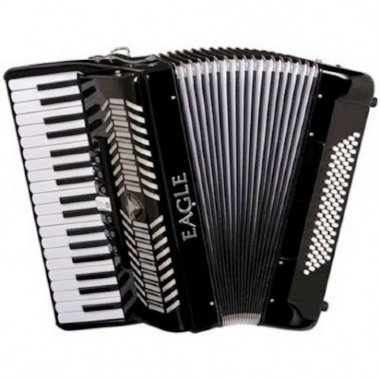 Acordeon Eagle EGA 0780 BK