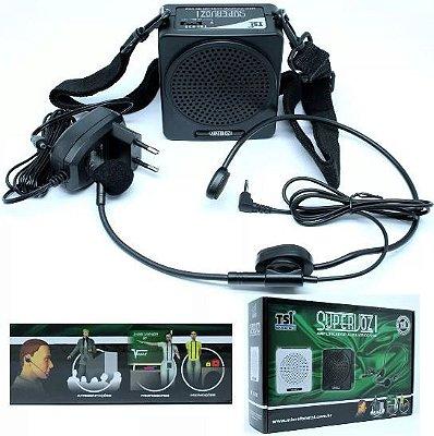 Amplificador Auxiliar de Voz TSI SuperVoz I 625