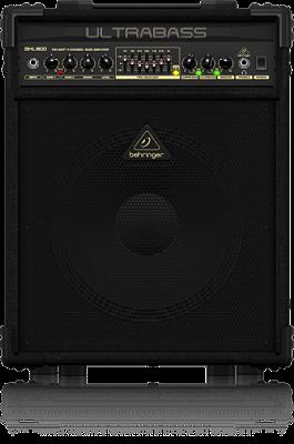 Amplificador Baixo Behringer BXL1800 180W