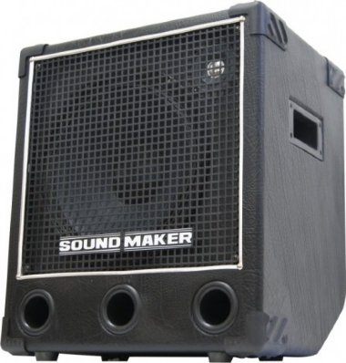 Amplificador Baixo Sound Maker Black Bass Standard 120W