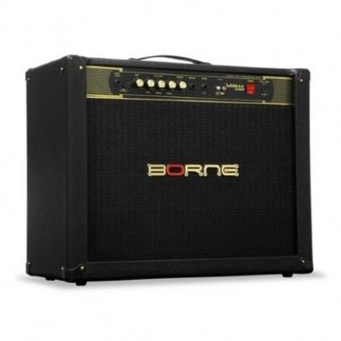 Amplificador Guitarra Borne Vorax 2100BK 100W
